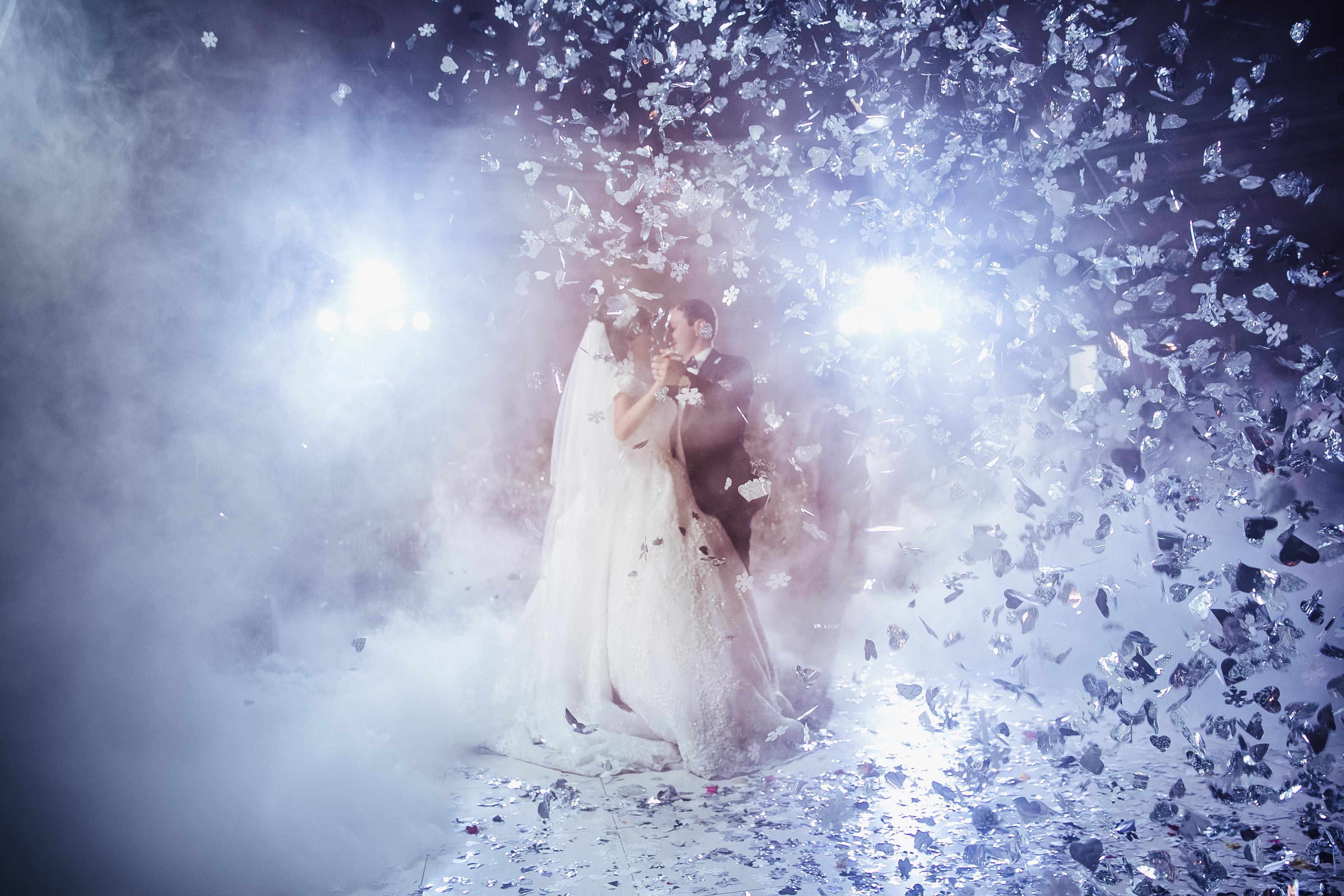 Красивая свадьба Карена и Алисы