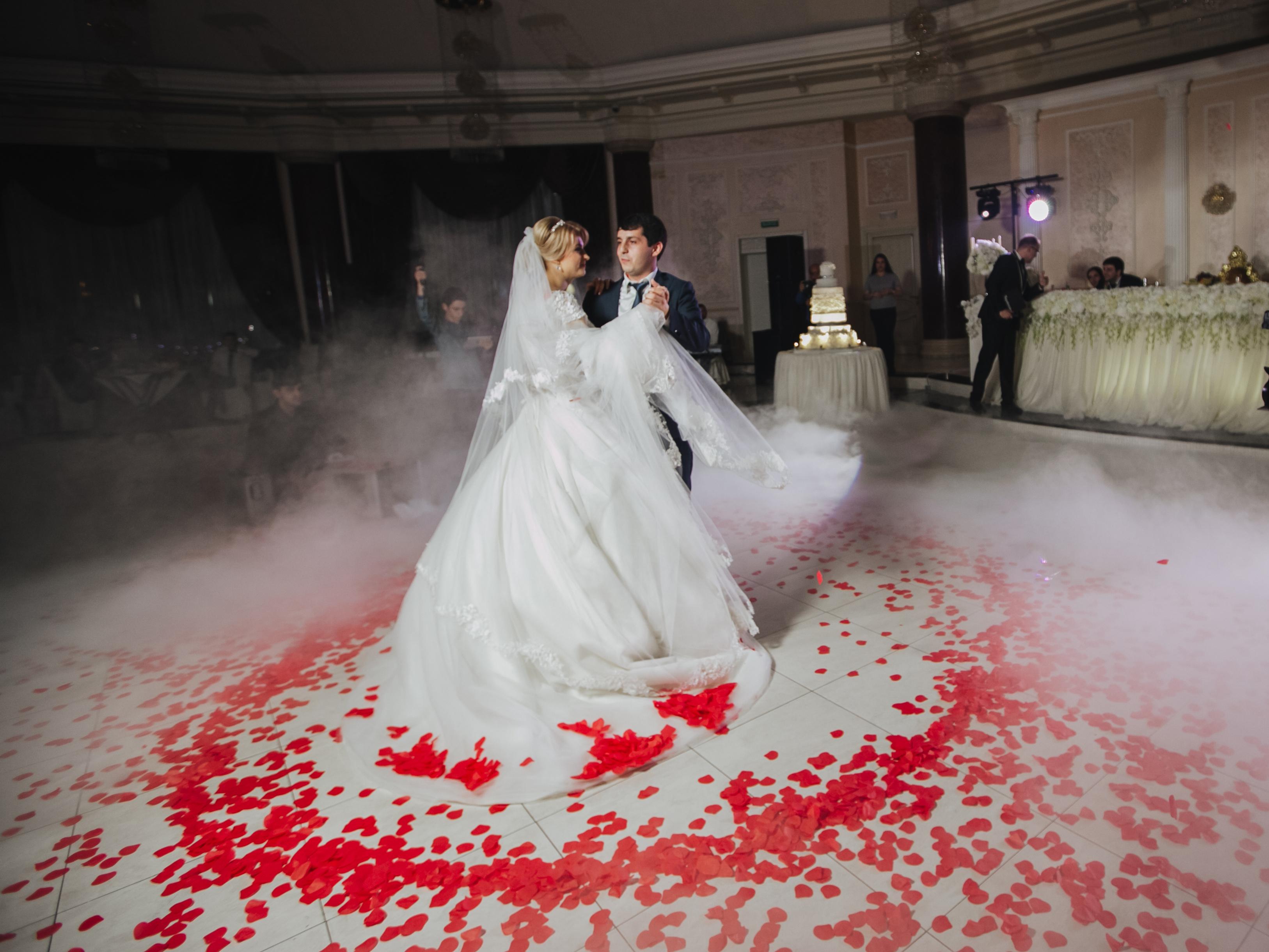 Свадьба Арсена и Любови